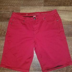 "Liverpool Jeans Company- ""Maggie's Bermuda "" short"